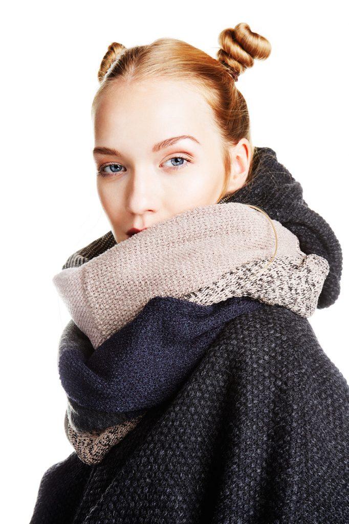 Stanka, Tempo Models Vienna, Maronski Herbst-Winter 2016-2017 Story Line 01-Collection; Story Line 01-Collection, Maronski HW 2016; Winter 2016, Maronski FW 2016, Fall-Winter, Designer: Martina Meixner; Photographer: Mischa Nawrata;